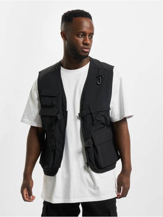 Urban Classics Vester-1 Tactical Vest svart