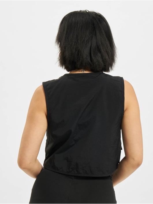 Urban Classics Vester-1 Ladies Short Tactical svart