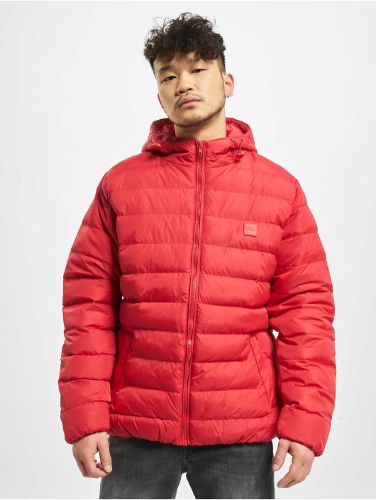 Urban Classics Vinterjakke Basic Bubble red