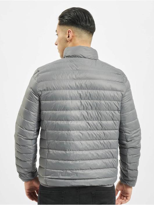 Urban Classics Winter Jacket Basic Down gray