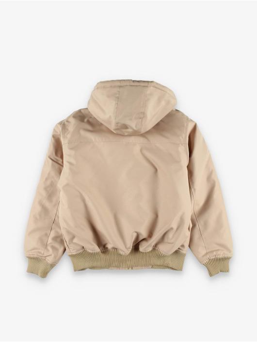 Urban Classics Winterjacke Hooded beige
