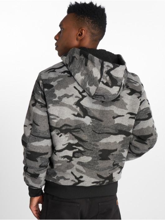 Urban Classics Winterjacke Camo camouflage