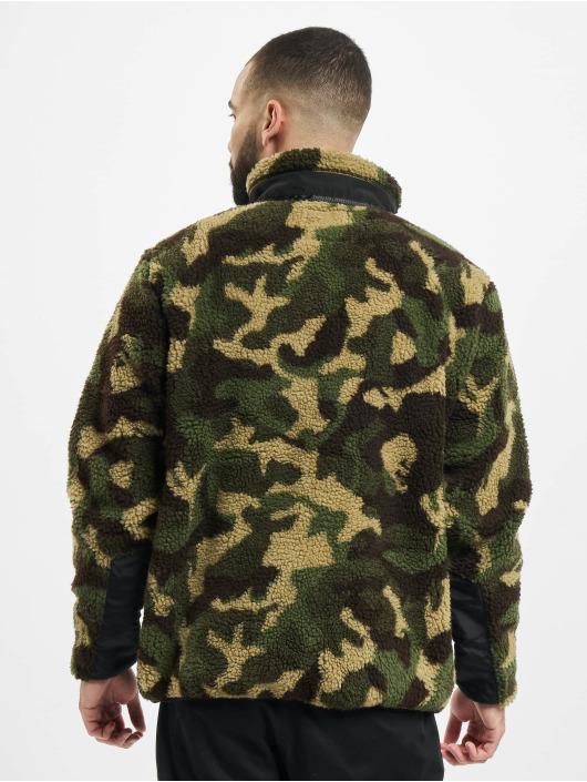 Urban Classics Winterjacke Sherpa camouflage