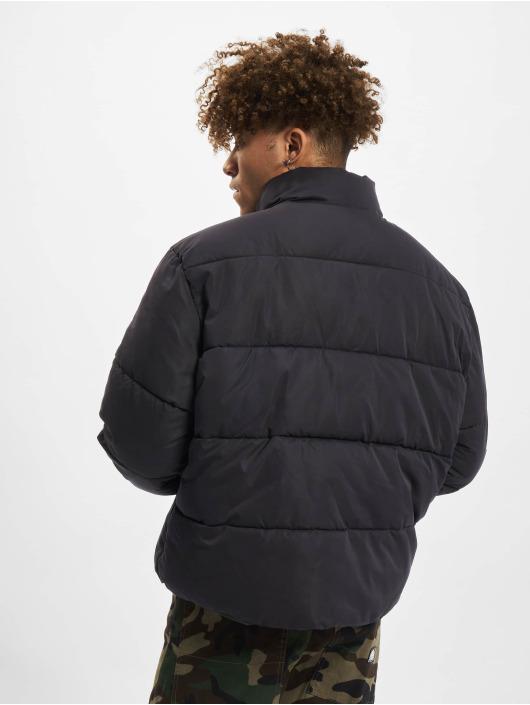 Urban Classics Zimní bundy Cropped čern