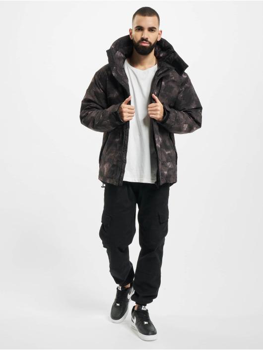 Urban Classics Zimné bundy Multipocket maskáèová