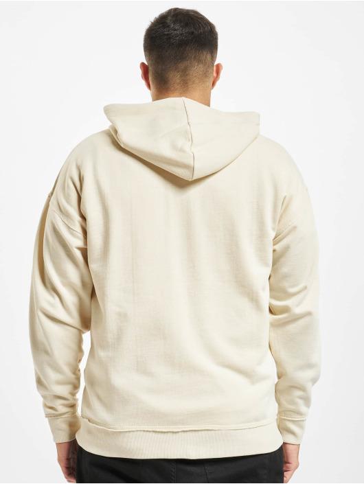 Urban Classics Zip Hoodie Oversized bezowy