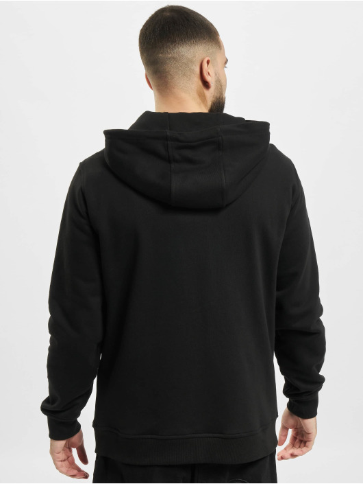 Urban Classics Zip Hoodie Basic black