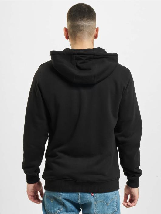 Urban Classics Zip Hoodie Basic Terry black