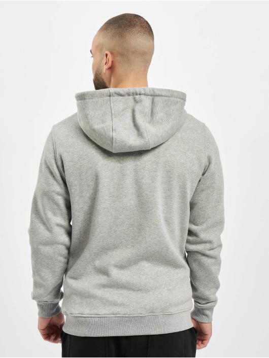 Urban Classics Zip Hoodie Basic grey