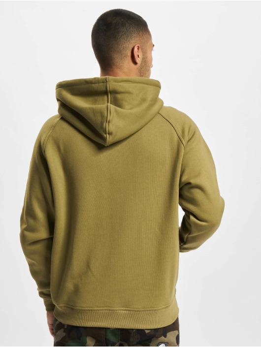 Urban Classics Zip Hoodie Zip olivový