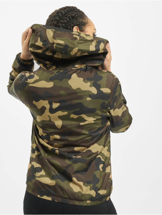 Urban Classics Zomerjas Camo camouflage