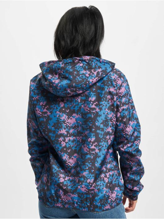 Urban Classics Zomerjas Ladies Camo Pull Over camouflage