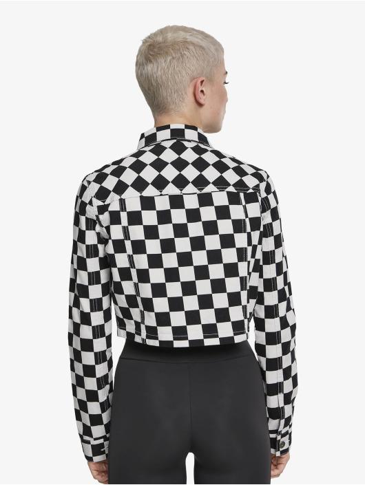 Urban Classics Zomerjas Ladies Short grijs