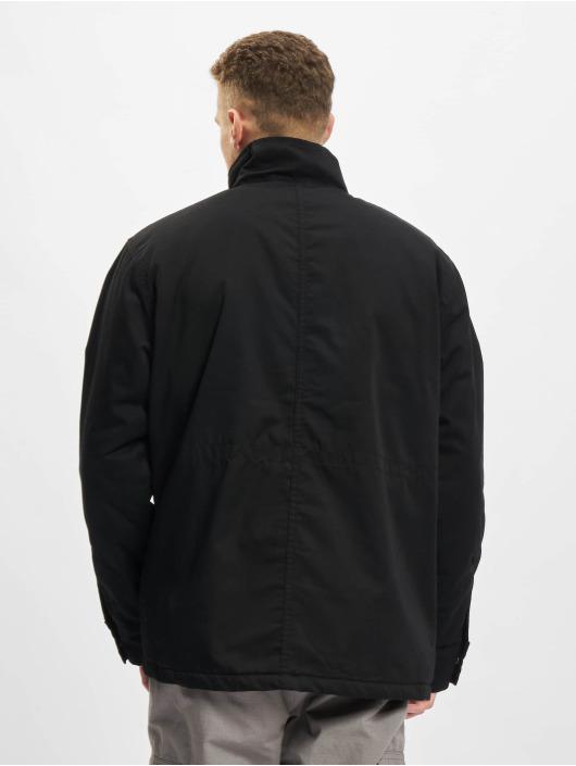 Urban Classics Zomerjas Big M-65 zwart