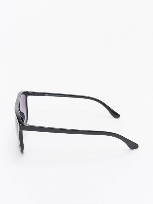 Urban Classics Zonnebril Sunglasses Mykonos zwart