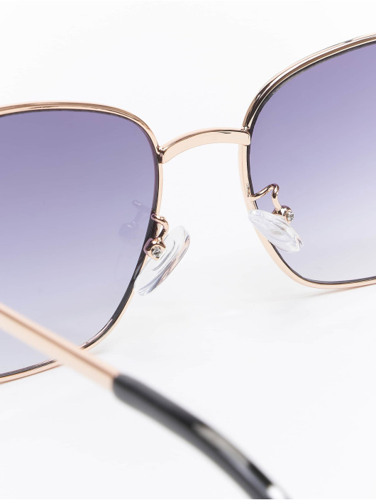Urban Classics Zonnebril Sunglasses Paros zwart