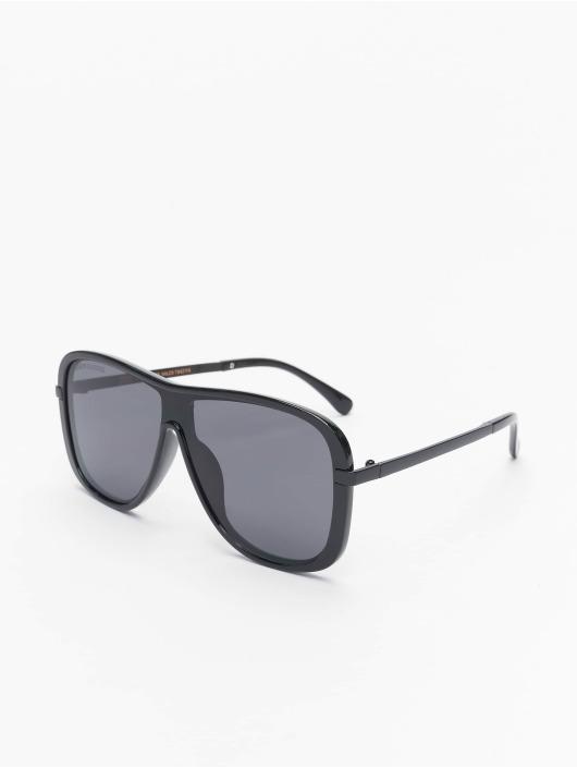 Urban Classics Zonnebril Sunglasses Milos 2-Pack zwart