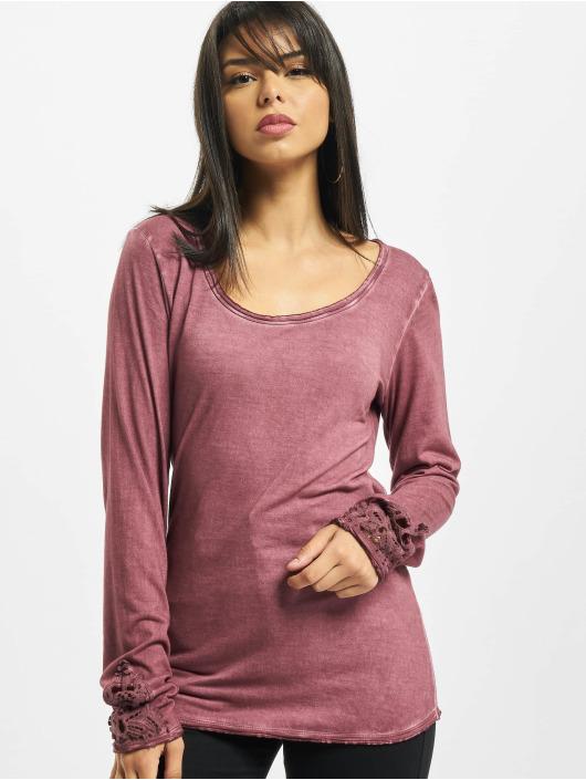 Urban Surface Camiseta de manga larga Marlene rosa