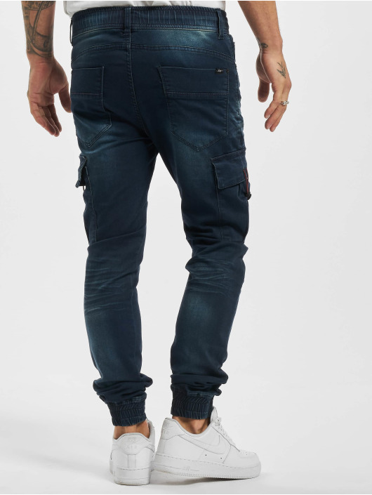 Urban Surface Cargo pants Cargo modrý