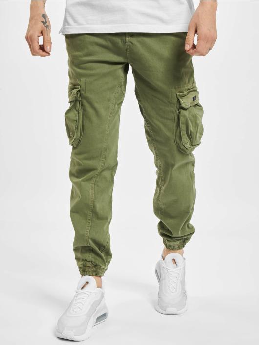 Urban Surface Cargo pants Cargo olivový