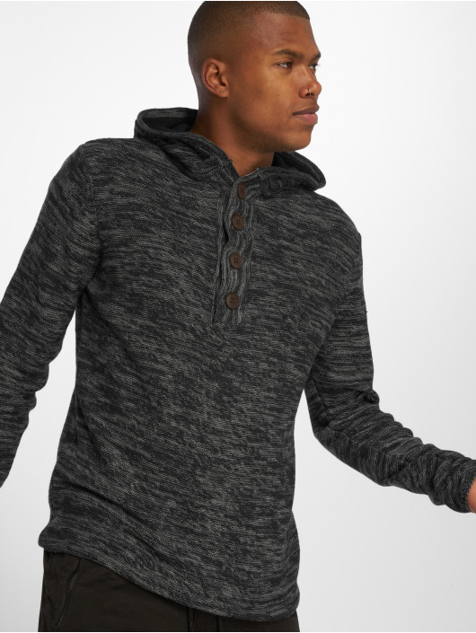 Urban Surface Hoody Ben grau