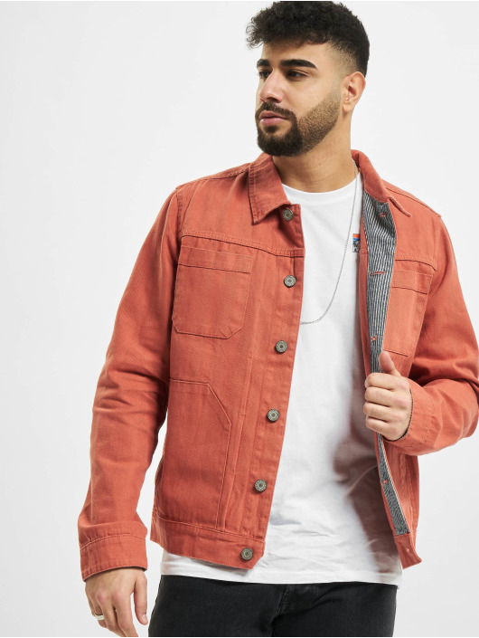 Urban Surface Lightweight Jacket Denim red