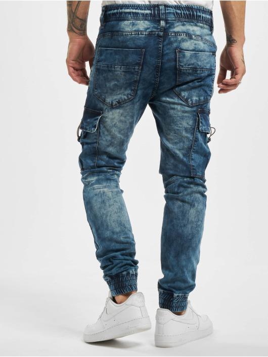 Urban Surface Pantalone Cargo Cargo blu