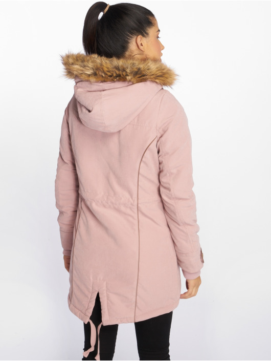 Urban Surface Parka Kathrin rosa