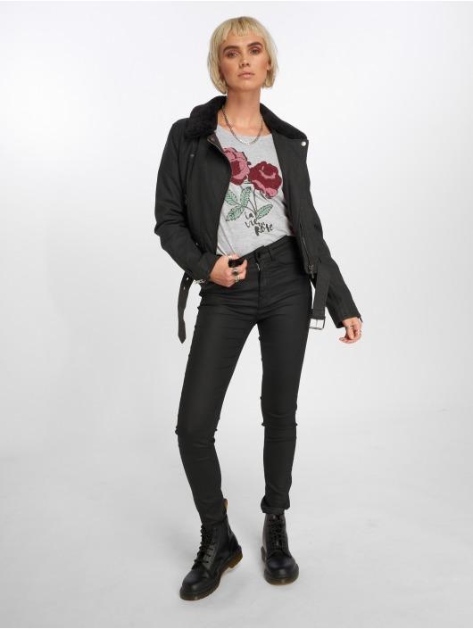 Urban Surface Pitkähihaiset paidat Rose harmaa