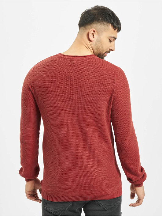 Urban Surface Pullover Crewneck red