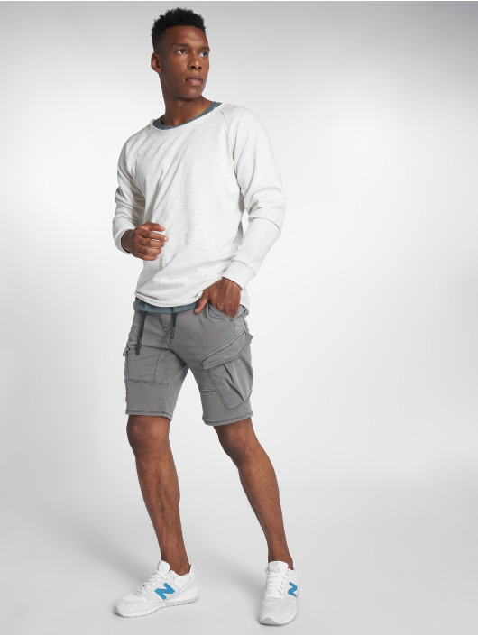 Urban Surface Short Colored Jogg gray