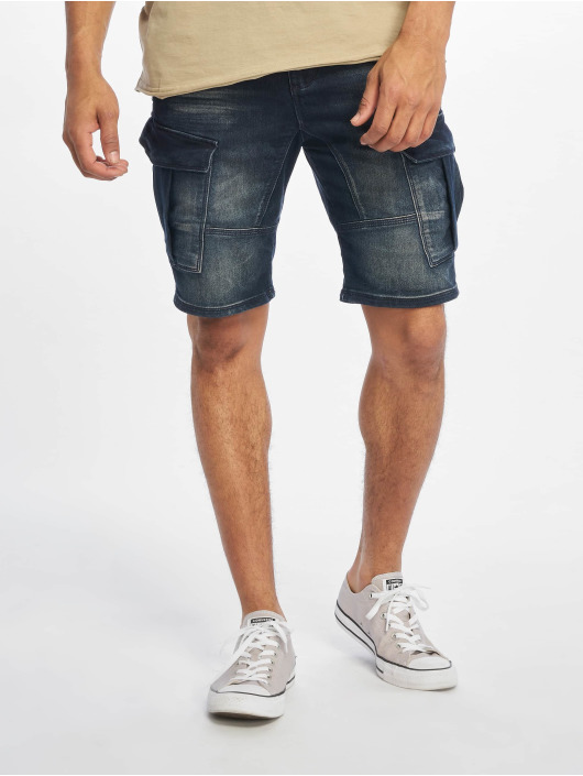 Urban Surface Shorts Cargo blå