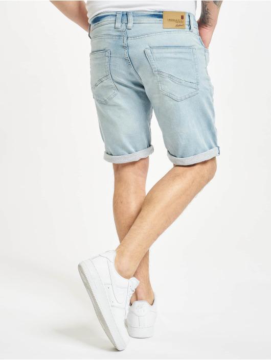 Urban Surface Shorts Haka 5-Pocket Bermuda blå