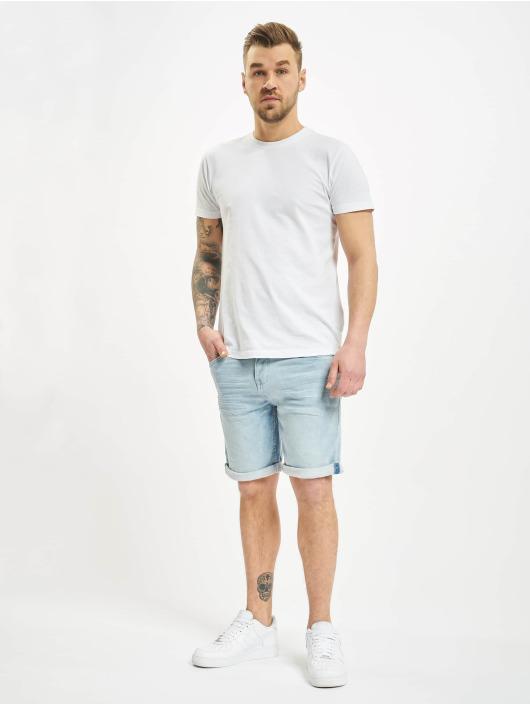 Urban Surface Shorts Haka 5-Pocket Bermuda blau