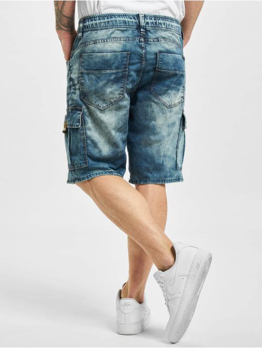 Urban Surface Shorts Cargo blau
