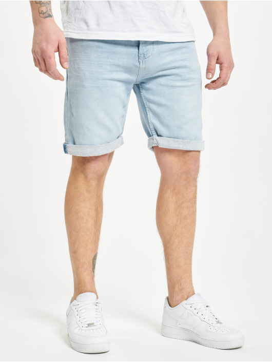 Urban Surface shorts Haka 5-Pocket Bermuda blauw
