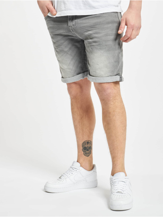 Urban Surface shorts Haka 5-Pocket Bermuda grijs