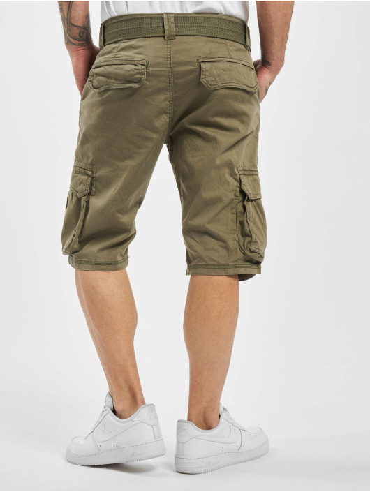 Urban Surface shorts Bermuda olijfgroen