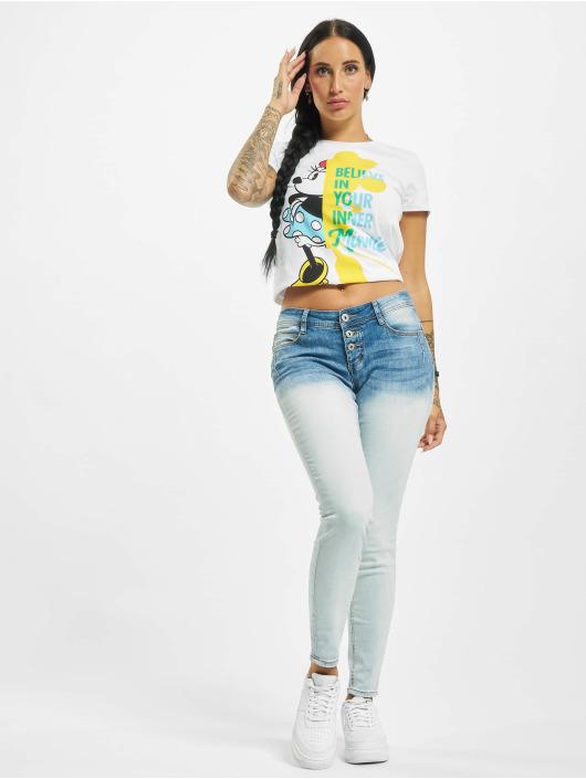 Urban Surface Skinny jeans Nele blauw