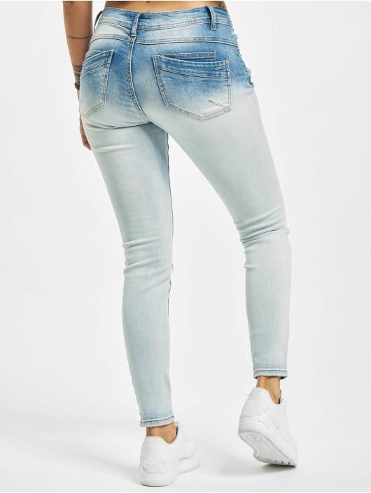 Urban Surface Skinny Jeans Nele niebieski