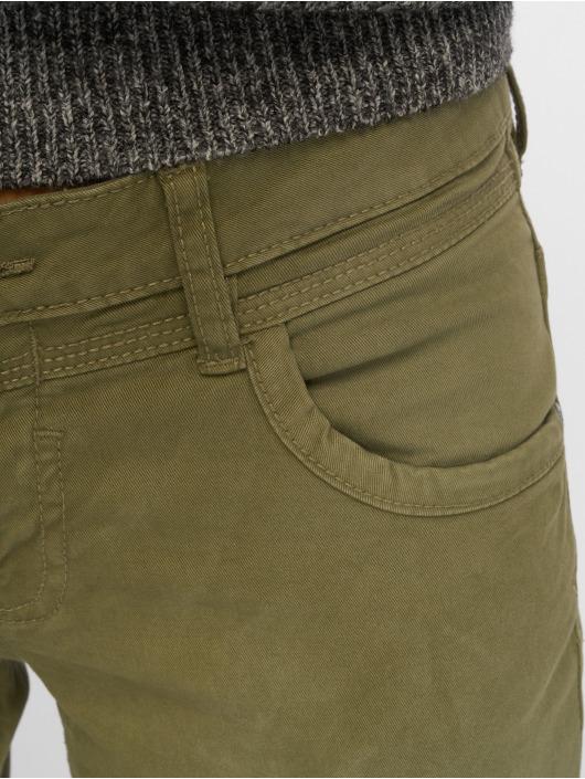 Urban Surface Skinny jeans Lönna olijfgroen