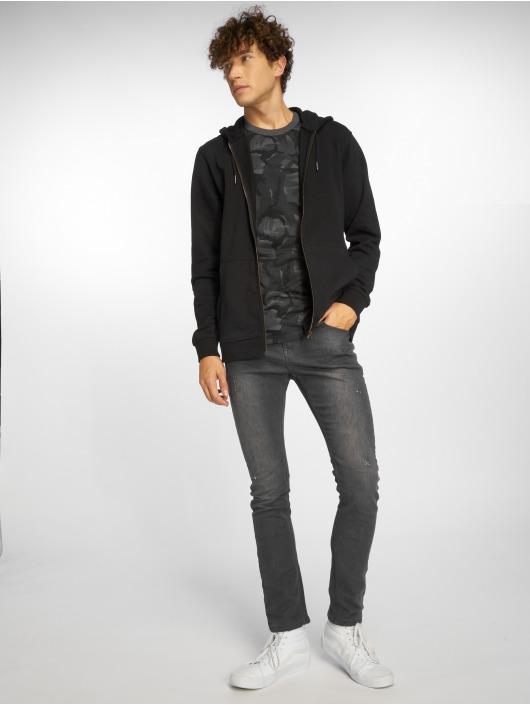 Urban Surface Skinny Jeans fgq schwarz