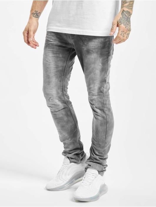Urban Surface Slim Fit -farkut Washed harmaa