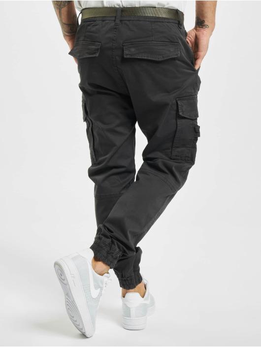 Urban Surface Spodnie Chino/Cargo Belt szary