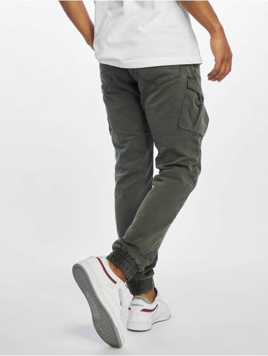 Urban Surface Spodnie Chino/Cargo Jimmy zielony