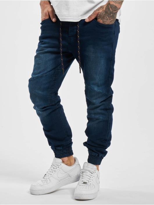 Urban Surface Spodnie do joggingu Washed niebieski