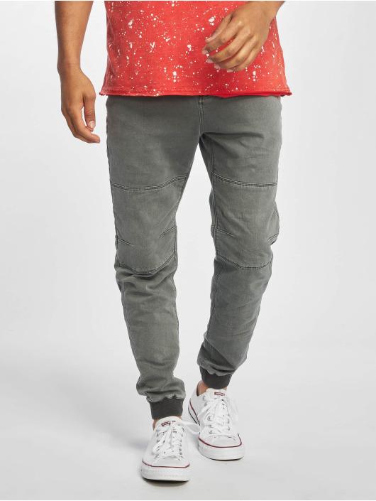 Urban Surface Spodnie wizytowe Sweat Denim Optics szary