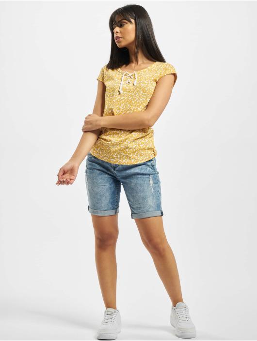 Urban Surface t-shirt Keke geel