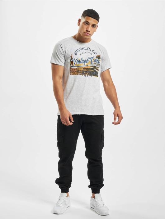 Urban Surface T-Shirt Haka grau