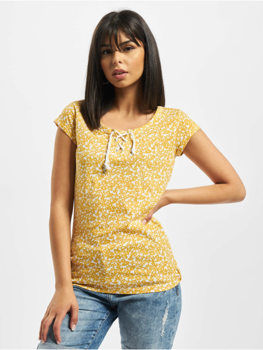 Urban Surface T-Shirt Keke jaune
